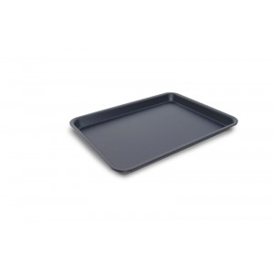 Plexi plateau DARK SMOKE - 280x210x17mm