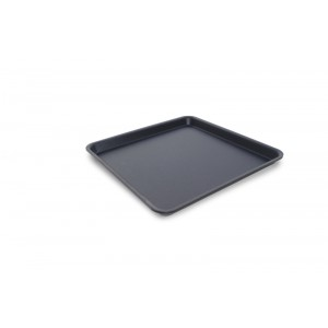 Plexi plateau DARK SMOKE - 280x280x17mm