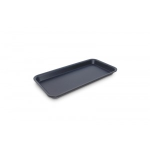 Plexi plateau DARK SMOKE - 280x140x17mm