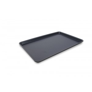 Plexi plateau DARK SMOKE - 420x280x20mm