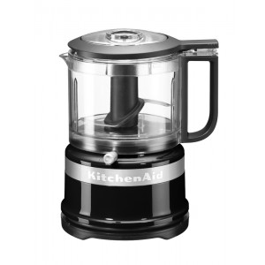 Mini foodprocessor-chopper Kitchenaid 0,83l - ONYX ZWART