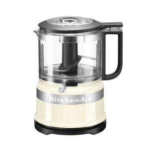 Mini foodprocessor-chopper Kitchenaid 0,83l - AMANDELWIT