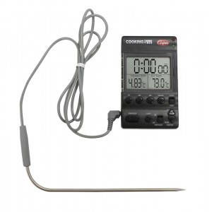 Digitale thermometer met sonde -30°C - +200°C