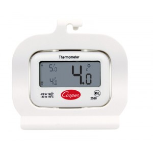 Koel/Vries thermometer rond -30°C tot +50°C