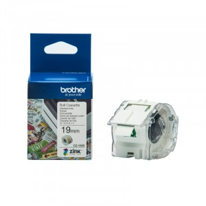 CZ1004 Color Paper tape 25mm tbv. VC-500W labelprinter