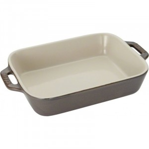 Gratineerschotel ANCIENT GREY 340x240mm - 4,5l