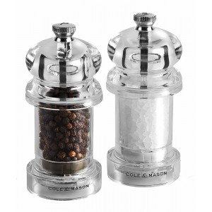 Duo set peper en zout 105mm - 575