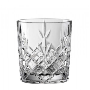 Whiskeyglas 0,3l TRANSPARANT - Ø84xH91mm - Alice - 6st