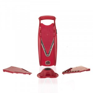 Mandoline V5 PowerLine Starter Set ROOD