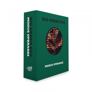 Modus Operandi Big Green Egg - Boek NL - Limited Edition