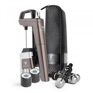 Coravin MICA Limited Edition IV + 3 capsules + draagtas