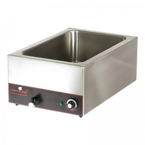 Bain Marie CATERCHEF GN 1/1 150 - 1200W - 610x380x240(h)mm