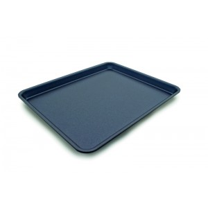 Plexi plateau GN 1/2 17 DARK SMOKE - 325x265x17mm