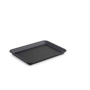 Plexi plateau GN 1/5 17 DARK SMOKE - 265x200x17mm