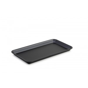 Plexi plateau GN 1/3 17 DARK SMOKE - 325x176x17mm