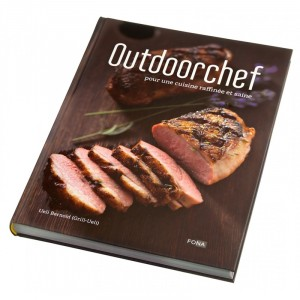 Kookboek DE OUTDOORCHEF Frans