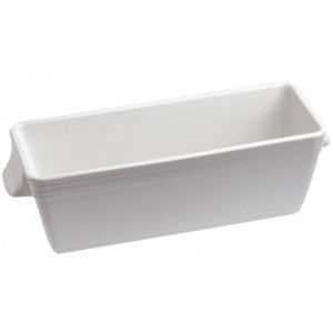 Terrine + 2 handv. - 265x100x93mm - 1,15l