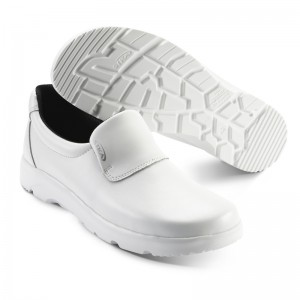 Mocassin WIT 172100 - Optimax