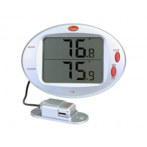 Digitale indoor/outdoor thermometer  -50°C tot 70°C
