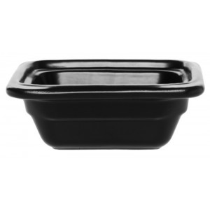 Gastronorm Recton N 1/6 65 mm 175x160x65mm 0,8l ZWART