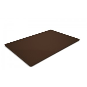 Plateau plexi BROWN SMOKE - 300x200x5mm