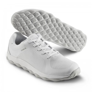 Chaussure + lacets BLANC 50011-1 TAILLE 35-48 - Bubble/Move