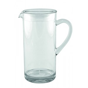 Cruche TRANSPARENT 1,7l - Ø120xH240mm