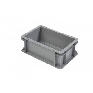 Bac Euronorme GRIS 300x200x120mm - 5ll