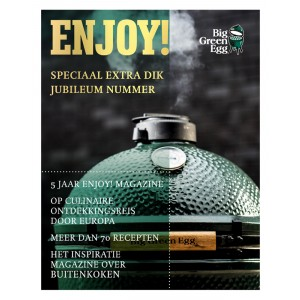 Enjoy - Green Egg Jubileum nummer NL