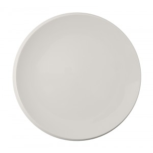 Asiette gourmet BLANC Ø320mm - New Moon