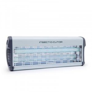 Insectocutor 40W wit - 2x20W - 140M2