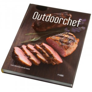 Livre DE OUTDOORCHEF Nederlands