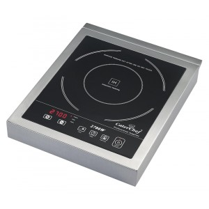 Plaque induction - 2700W - 230V - 80x340x430mm