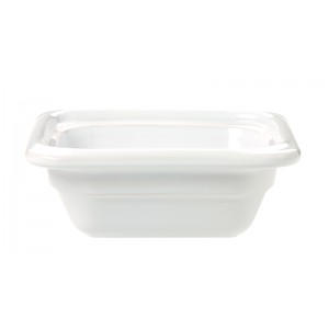 Gastronorm Recton N 1/6 65 mm 175x160x65mm 0,8l BLANC