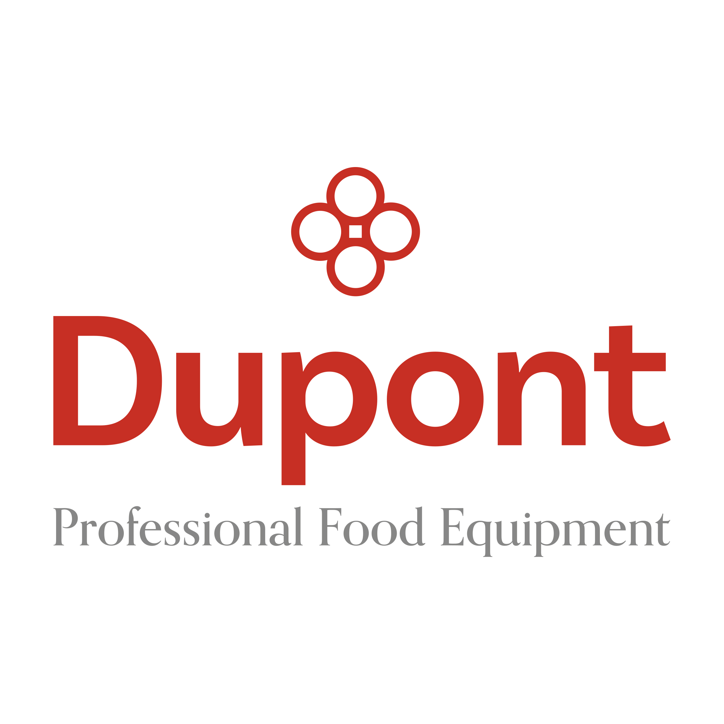 Nieuw logo Dupont Professional Food Equipment